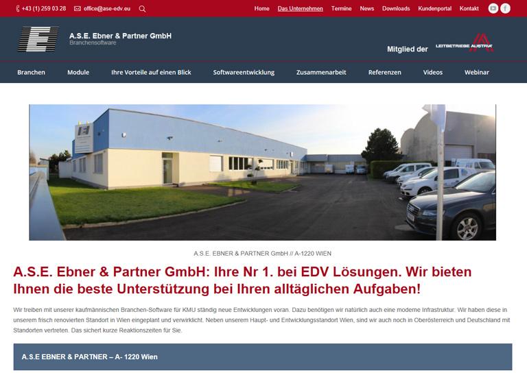 A.S.E. Ebner & Partner GmbH